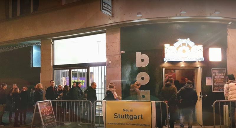 Boa Discothek Stuttgart